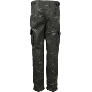 Kombat Kids Trouser - BTP Black