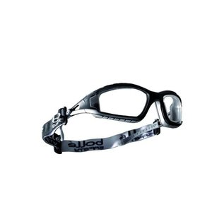 Bolle BOLLE TRACKER GOGGLES - CLEAR WITH BAND AND STRAP