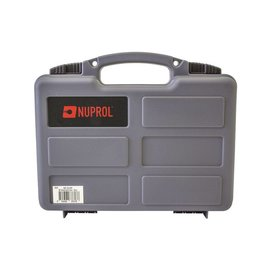 Nuprol NP SMALL HARD CASE (WAVE FOAM) - GREY