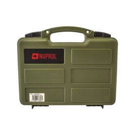 Nuprol NP SMALL HARD CASE (PNP FOAM) - GREEN