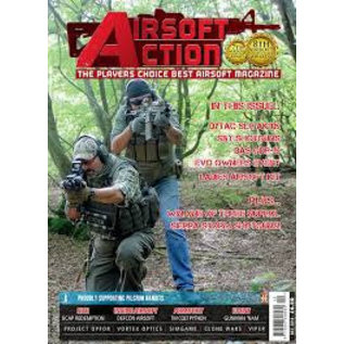Airsoft Action Airsoft Action December 2018 Edition