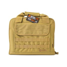 Nuprol NP PMC DELUXE PISTOL BAG - TAN