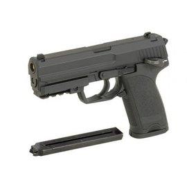 Cyma Cyma CM125 ST8 AEP Pistol (Black) (CYMA-CM125)