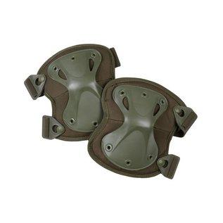 Kombat Spec-Ops Knee Pads - Olive Green