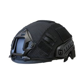 Kombat Fast Helmet Cover - Black