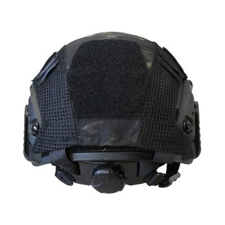 Kombat Fast Helmet Cover - Multi-Terrain Black