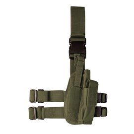 Kombat Tactical Leg Holster - Olive Green