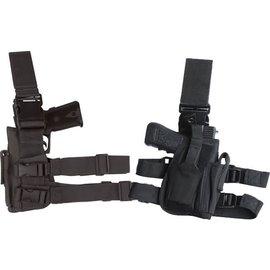 BigFoot Big Foot Universal Tactical Pistol Holster (Left - Black)