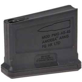 Ares Ares Amoeba Striker Sniper Rifle Magazine Compact (45 Rounds - AS-MAG-002 - Black)