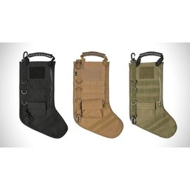 Oper8 OPER8 CHRISTMAS TACTICAL STOCKING