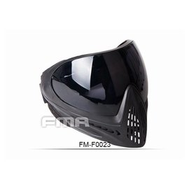 FMA FMA F1 FULL FACE MASK WITH SINGLE LAYER - TINTED