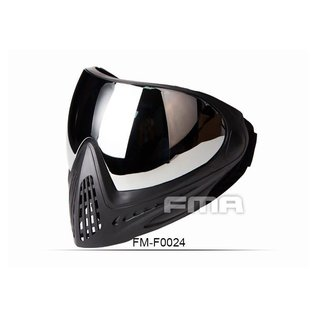 FMA FMA F1 Full Face Mask With Single Layer - Mirrored by FMA