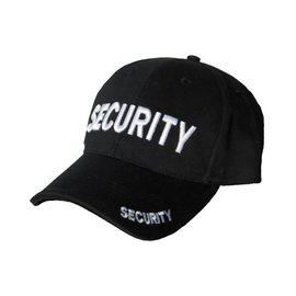 Kombat 3D Baseball Cap - Security