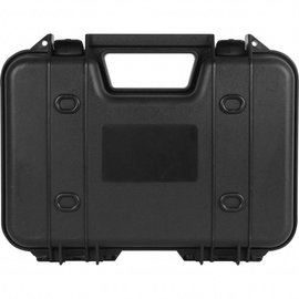 "valken Gun Case - V Tactical Molded Pistol w/Foam 12""-Black"