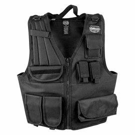 valken Vest - Valken Tactical Vest (Size Adjustable) Black