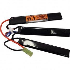 valken Battery - V Energy LiPo 11.1V 1400mAh 15/25C Triple Stick