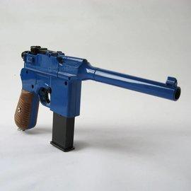 Galaxy Galaxy G12 Metal Spring Pistol (G12 - Blue)