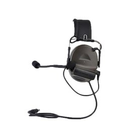 ZTac ZTac Comtac II - Electronic Ear Defenders and Coms Headset w/ Mic - FG