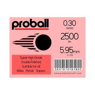 Proball PROBALL 0.30G HIGH GRADE BAG OF 2500