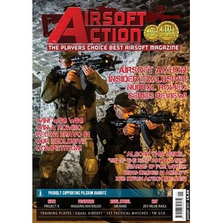 Airsoft Action Airsoft Action Jan 2019 Edition