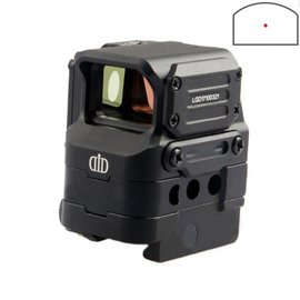 FC1 FC1 STYLE OPTICAL RED DOT SIGHT - BLACK