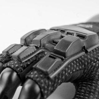 valken Valken Half Finger Plastic Back Gloves XL-2XL