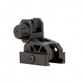 valken Rifle Accessory - Valken Folding Rear Sight-Black