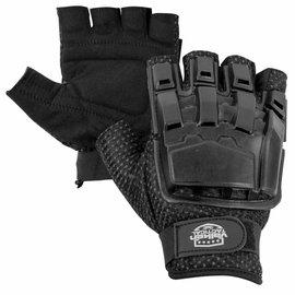 valken Valken Half Finger Plastic Back Gloves