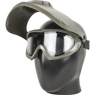valken Goggles - VSM Therm w/Face Shield Black