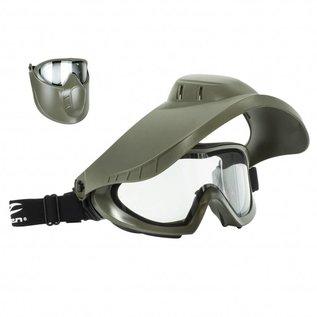 valken Goggles - VSM Therm w/Face Shield Olive