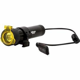valken Optics - Valken LED Flashlight w/Mount, Filter & Remote