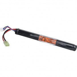 valken Valken Airsoft Battery - LiPo 11.1v 1200mAh 30c Long Stick Style
