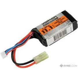 valken Valken Airsoft Battery - LiPo 11.1v 1300mAh 30c PEQ Style