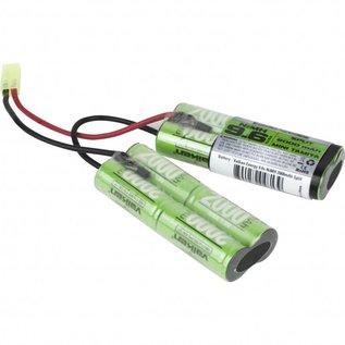 valken Battery - V Energy NiMH 9.6V 2000mAh Split