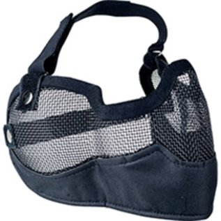 valken Valken Tactical 3G Wire Mesh Tactical Mask - Black