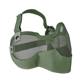 valken Tactical 3G Wire Mesh Tactical Mask - Green