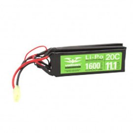 valken Battery - V Energy LiPo 11.1V 1600mAh 30C Split