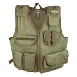 valken Vest - Valken Tactical Vest (Size Adjustable) Olive