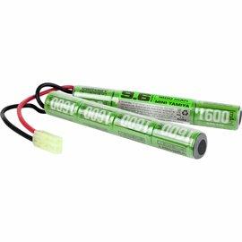 valken Valken Airsoft Battery - NiMH 9.6v 1600mAh Split Style