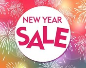 New Year Sale Items