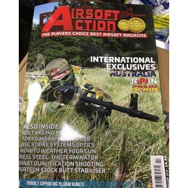 Airsoft Action Airsoft Action Feb 2019 Edition