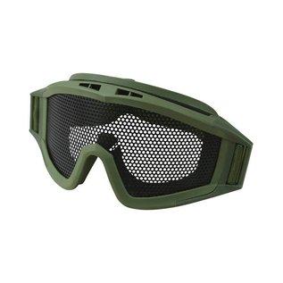 Kombat Operators Mesh Goggles - Olive Green