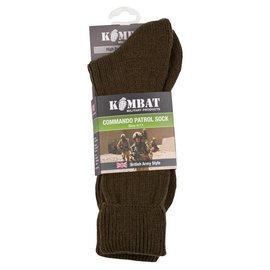 Kombat Patrol Socks - Olive Green