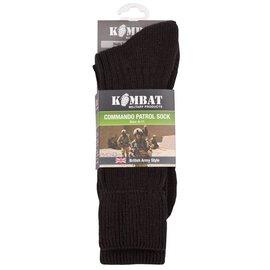 Kombat Patrol Socks - Black