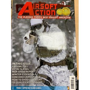 Airsoft Action Airsoft Action March 2019 Edition