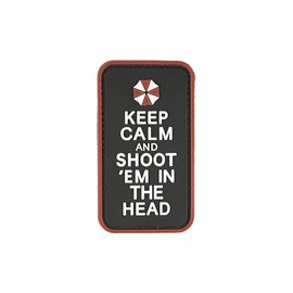 GFCTactical 3D Patch - Keep Calm And Shoot