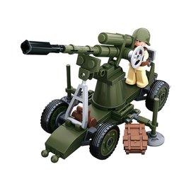 Kombat Sluban - B0678C (WWII Flak Gun)