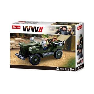 Kombat Sluban - B0682 (WWII Allied Light Truck)