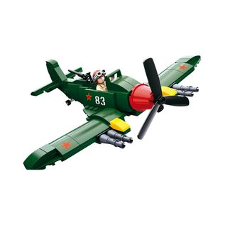 Kombat Sluban - B0683 (WWII Allied Ground Attack Aircraft)