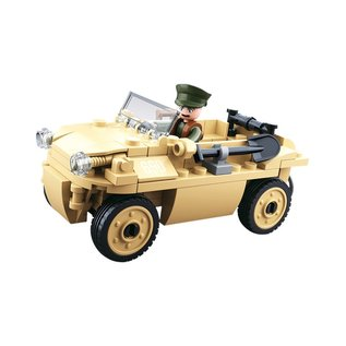 Kombat Sluban - B0690 (WWII German Amphibious Tub Car)